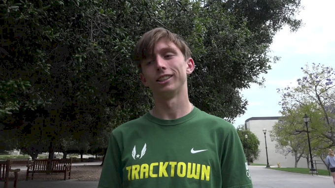 Justin Gallegos Shares His Dream of Becoming an Oregon Duck