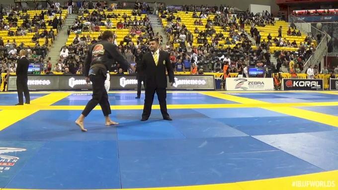Craig Jones vs Jose Dias IBJJF 2016 Worlds