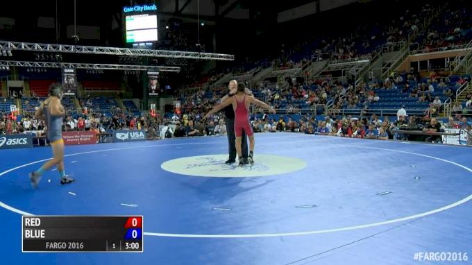 138 lbs Quarterfinal - Gerald Angelo, NJ vs Zac Musselman, UT