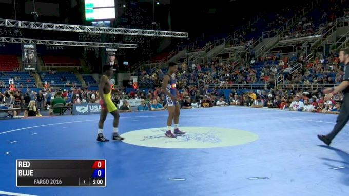 120 lbs Semifinal - Jordan Decatur, OH vs Theorius Robison, CO