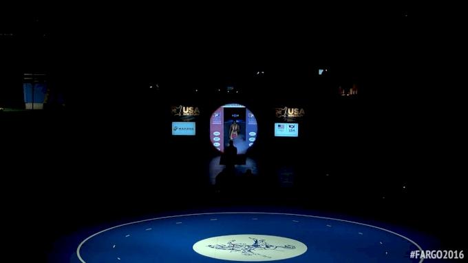 120 lbs Final - Jordan Decatur, OH vs Brody Teske, IA
