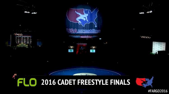 126 lbs Final - Nick Raimo, NJ vs Jaden Abas, CA
