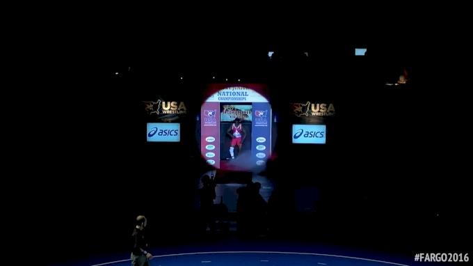 132 lbs Final - Jacori Teemer, NY vs Mason Phillips, WA