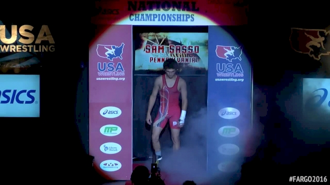 138 lbs Final - Brock Hardy, UT vs Sammy Sasso, PA