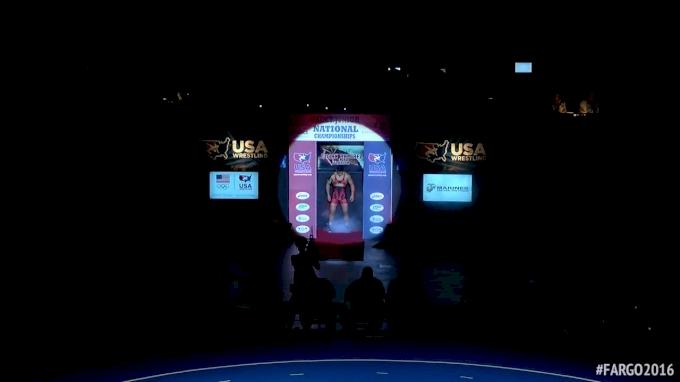 160 lbs Final - Aaron Brooks, MD vs Julian Ramirez, FL