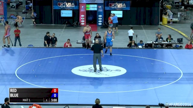285 lbs Semifinal - Anthony Cassioppi, IL vs Carter Isley, IA