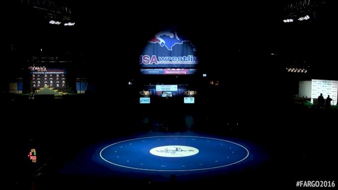 126 lbs Final - Austin Gomez, IL vs Paul Konrath, IN