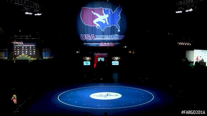 220 lbs Final - Sammy Colbray, OR vs Keegan Moore, MN