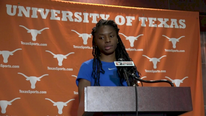 Courtney Okolo Moves Past Tough Race at Trials
