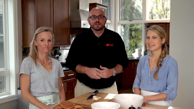 Run Fast Eat Slow Cooking Show