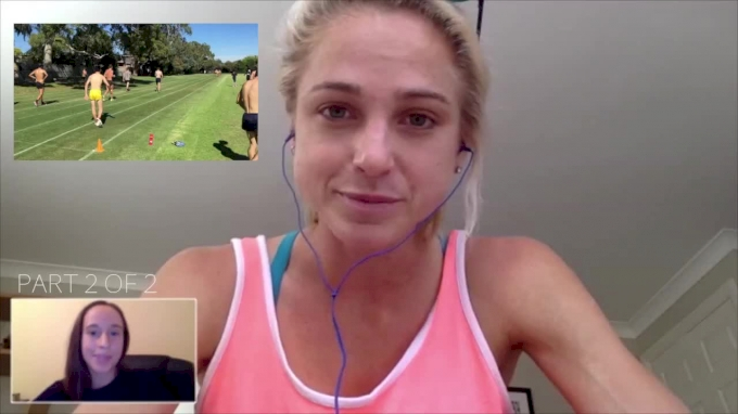 Part 2: Genevieve LaCaze on what she learned at the Olympics