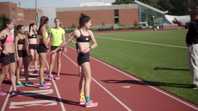 Workout Wednesday: #2 Providence Women 5x1200