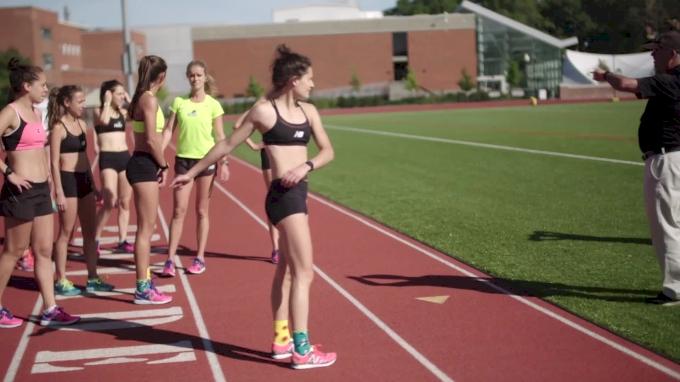 Workout Wednesday: #2 Providence Women 5x1200