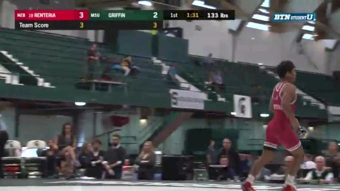 141 m, Chad Red, Nebraska vs Javier Gasca, MSU