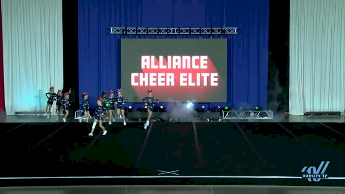 Alliance Cheer Elite Coalition [2018 Youth - D2 1 Day 1] 2018 NCA North Texas Classic