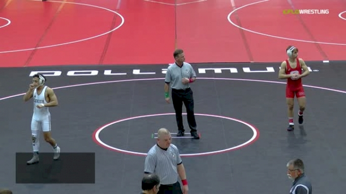 125 lbs Final - Noah Baughman, Cornell vs Darian Cruz, Lehigh