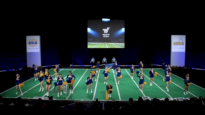 Misericordia University [2018 Open All Girl Game Day] UCA & UDA College Cheerleading and Dance Team National Championship