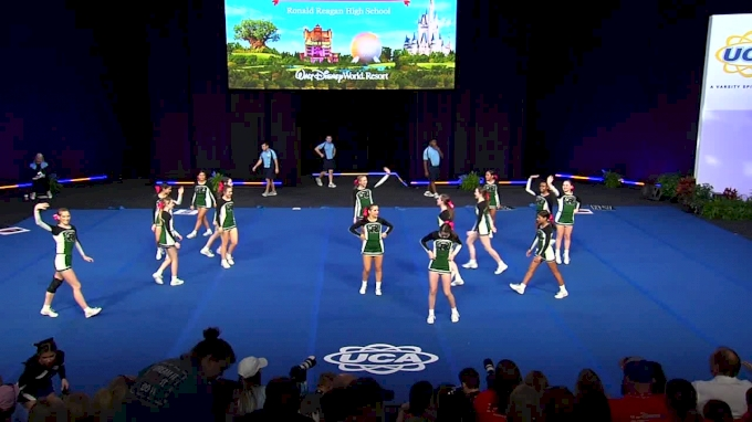 Ronald Reagan High School [2018 Small Junior Varsity Finals] UCA National High School Cheerleading Championship