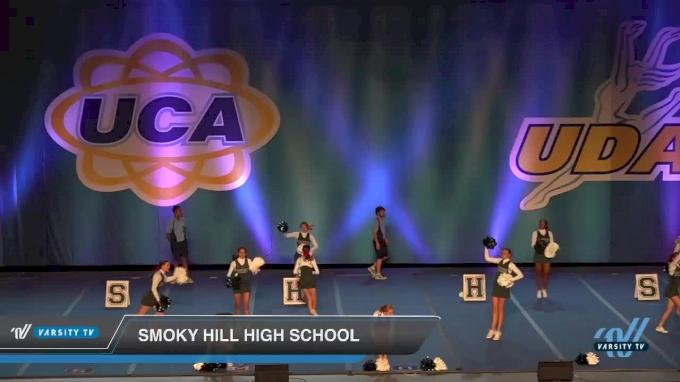 Smoky Hill High School [2018 Game Day Varsity Day 1] UCA UDA Mile High Championship
