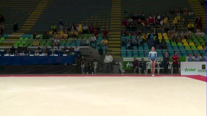 Jordan Bowers - Floor, United States - 2018 Pacific Rim Championships