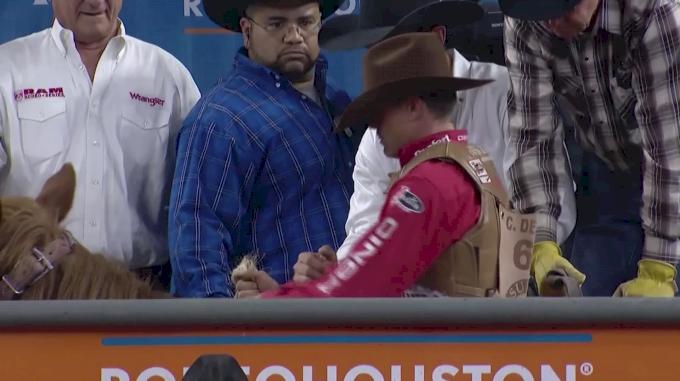 DeMoss Back At Houston