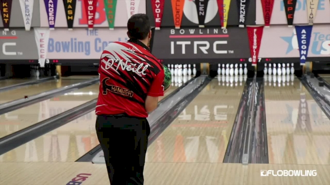 O'Neill Shoots Second 300 Of HOF Classic