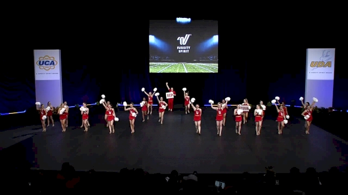 St John's University [2018 Division I Dance Game Day] UCA & UDA College Cheerleading and Dance Team National Championship
