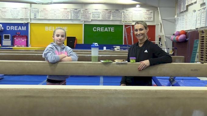 The Gymnastics Kitchen With Betsy McNally: Lilly Lippeatt's Lunchbox