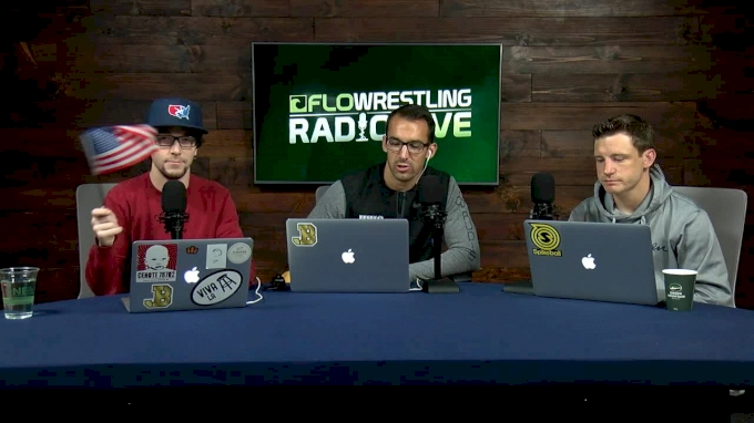 FRL 325 Worlds Predictions Terrys Return And Ohio State Wrestle Offs