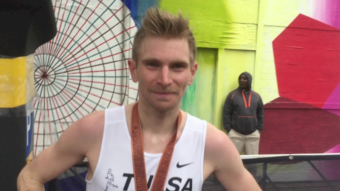 Ryan Root Second Place In Austin Half Marathon