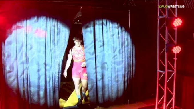 86 kg 2 Of 3 - Nick Reenan, Titan Mercury Wrestling Club vs David Taylor, Nittany Lion Wrestling Club