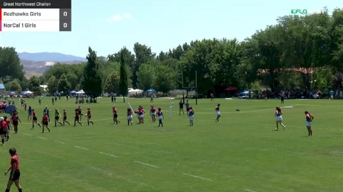 Redhawks vs NorCal (GJV)