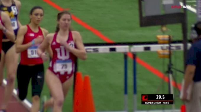 Women's 800m, Heat 3