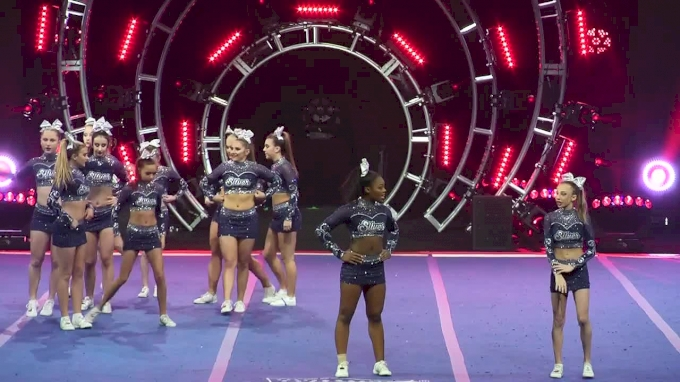 Cheer Express - Miss Silver [2018 L5 XS Senior Day 2] NCA All-Star National Championship