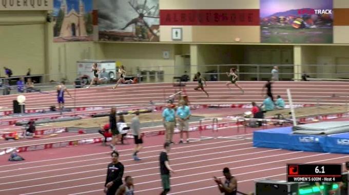 Women's 600m, Heat 4