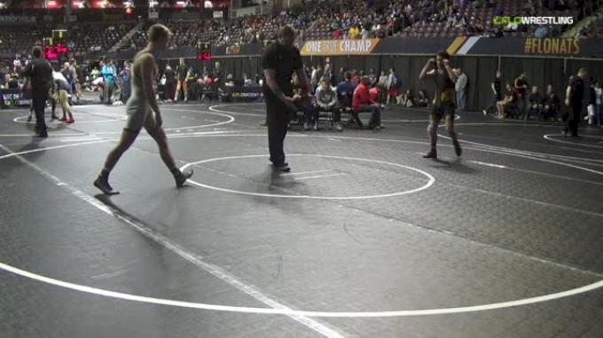 145 lbs Round Of 32 - Matt Grippi, Empire Wrestling Academy vs Evan Widing, Pennridge