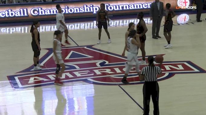 St. John's (DC) vs. Bishop Ireton (VA) | 2.26.18 | WCAC Girls Semifinals
