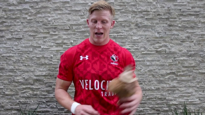Why Canada 7s Team's Mascot Is Called Captain Greene