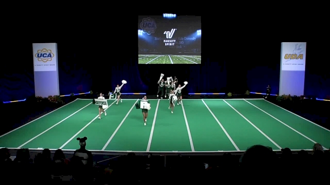 Northwest Missouri State University [2018 Open Coed Game Day] UCA & UDA College Cheerleading and Dance Team National Championship