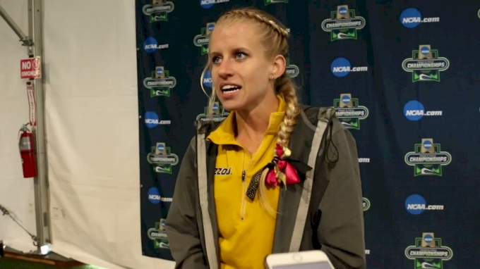 Karissa Schweizer Overcame 10K Disappointment To Win Sixth NCAA Title In 5K