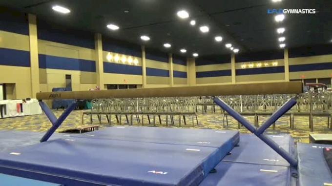 Madison Benson - Beam, Metroplex Gymnastics - 2018 Brestyan's Las Vegas Invitational