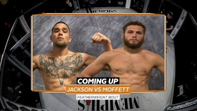 Bobby Moffett vs. Jonathan Jackson - V3Fights 69 Replay