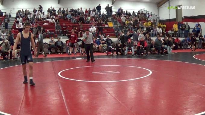 145 lbs, Semifinals, Tate Picklo, Mustang vs Mike Madera, Blair Academy.mp4