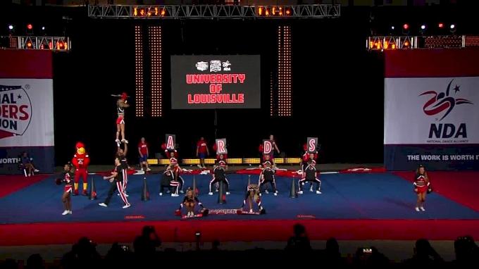 University of Louisville [2018 Coed Cheer Division IA Prelims] NCA & NDA Collegiate Cheer and Dance Championship