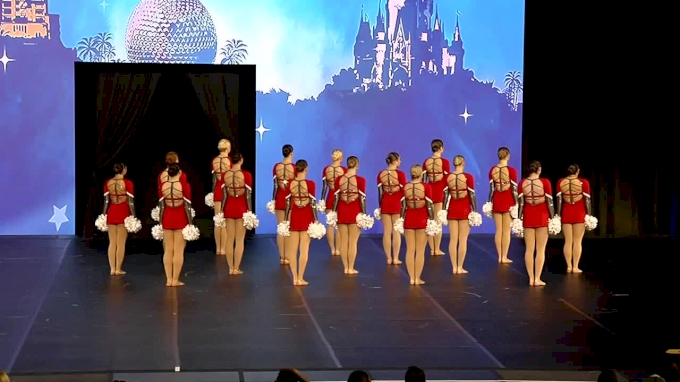 The Ohio State University [2018 Division IA Pom Semis] UCA & UDA College Cheerleading and Dance Team National Championship