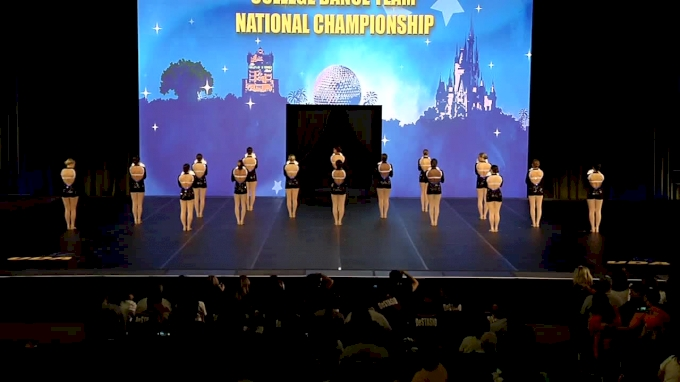 University of Memphis [2018 Division IA Pom Semis] UCA & UDA College Cheerleading and Dance Team National Championship