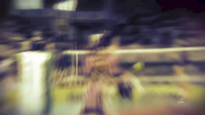 2018 CEV Men's Champions League Ford Store Levoranta SASTAMALA (FIN) vs. ISTANBUL BBSK (TU
