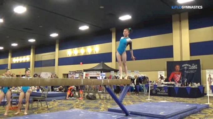 Ana Kenefick - Beam, Perfect Balance - 2018 Brestyan's Las Vegas Invitational