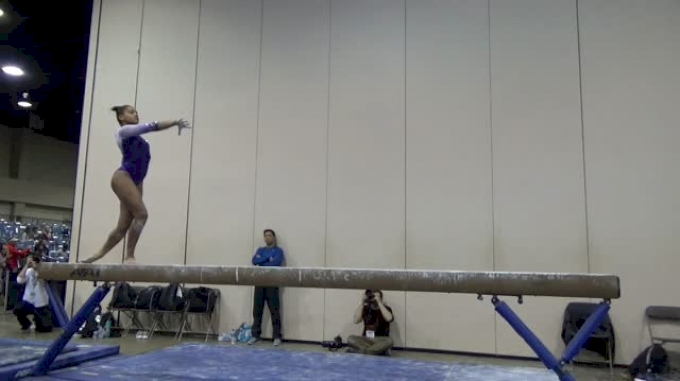 Haleigh Bryant - Beam, Everest Gymnastics - 2018 Atlanta Crown Invitational