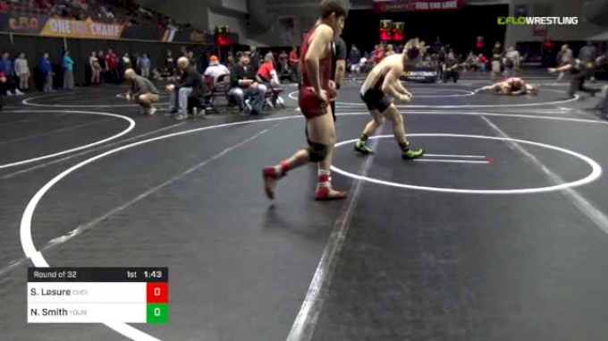 138 lbs Round Of 32 - Skyler Lasure, Choices vs Nathan Smith, Young Guns Wrestling Club